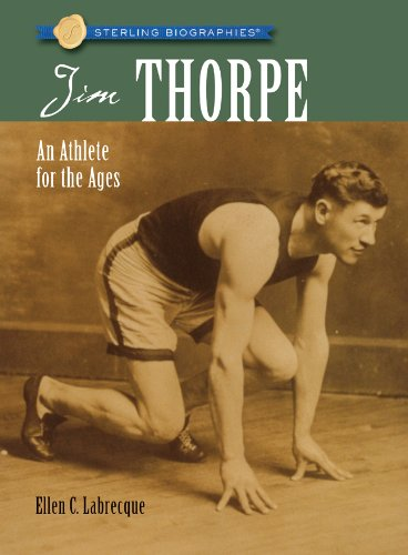 Read Online Sterling Biographies®: Jim Thorpe: An Athlete for the Ages pdf