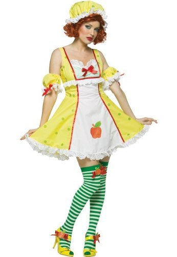 Adult Sexy Apple Dumpling Costume - Adult Std. ()