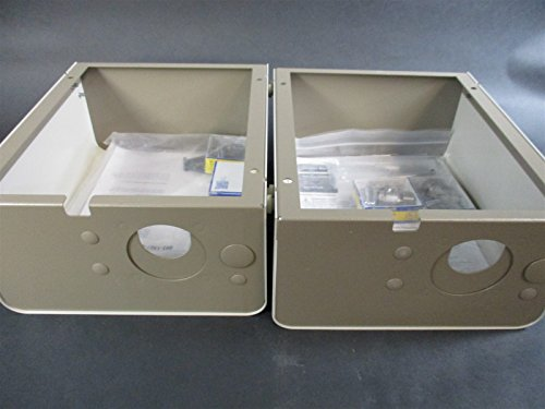 New - Lot of 2 Midmark Junction Boxes for Dental Exam Lights - NIW - Niw Niw