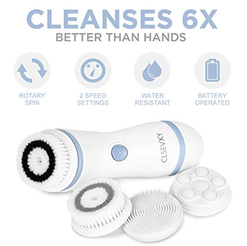 Buy the best facial cleansing brush