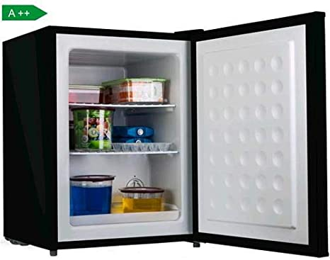 PremierTech - Mini congelador negro 43 litros de -24 grados 4 ...