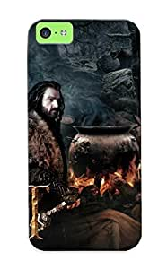 For Iphone 5c Premium Tpu Case Cover The Hobbit: An Unexpected Journey Protective Case