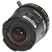 Cam Cs Mount Lens Wide Angle Man Iris 1 3 23mm