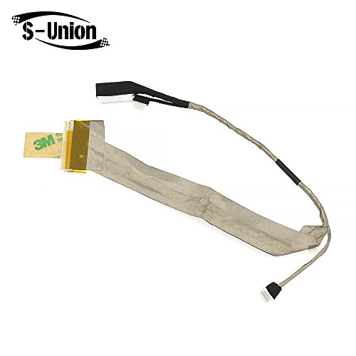 - S-Union New Laptop LCD Cable For IBM Lenovo 3000 G430 Y430 V450 Series Replacement Part Number DC020001W00