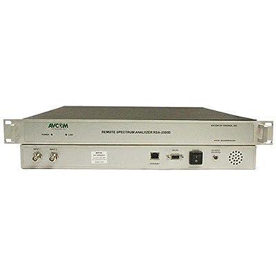 Avcom RSA-2500B Remote Carrier Monitor/Remote Spectrum Analyzer