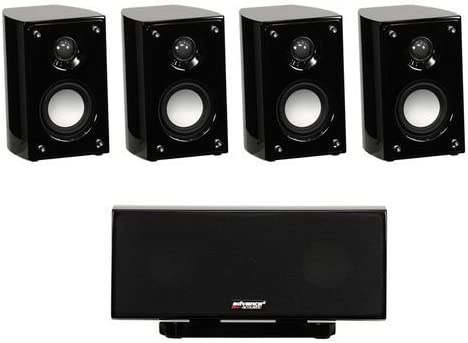 Advance Acoustic EZY 500 sin Subwoofer Sistema Home Cinema Altavoces