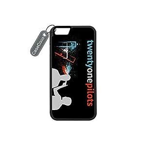 AKF Twenty One Pilots Designed Iphone 6 (4.7) Case, Laser Printing
