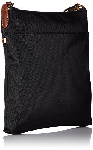 Zip Nylon Black Handbag Ivy FRYE Crossbody WOxSqnfwfZ