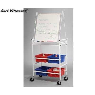 Best-Rite Mfg. Cart Easel Teaching Center by Best-Rite (Image #3)