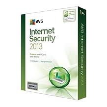En/Fr 1yr Avg Internet Security 2013 3u (vf)