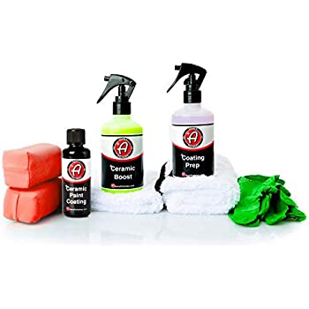Amazon Com Adam S Ceramic Paint Coating 9h Hardness