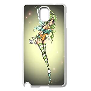 Samsung Galaxy Note 3 Case Fairy Sexy Girl Poker White Yearinspace YS366349
