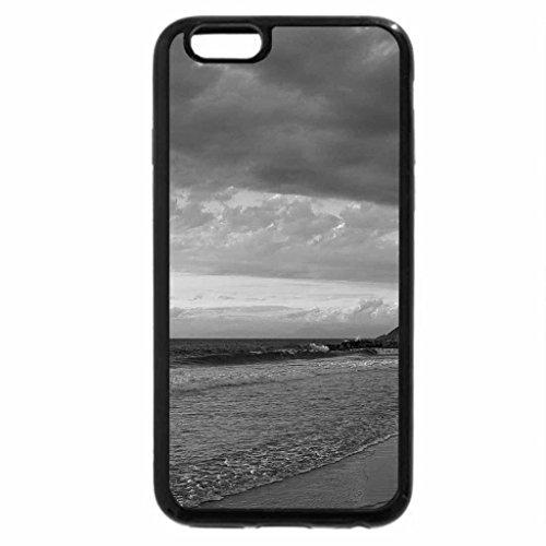 iPhone 6S Plus Case, iPhone 6 Plus Case (Black & White) - Come to the Shore