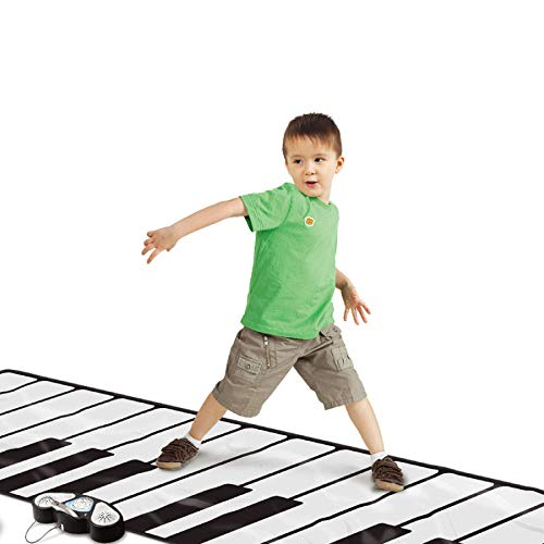 QXMEI Children's Educational Foot Dance Mat Multi-Function Electronic Piano Toy 26074 cm by QXMEI (Image #7)