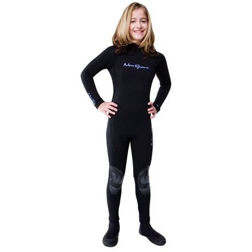 9966d8ddd2 NeoSport Wetsuits Junior Premium Neoprene 3mm Junior Full Suit