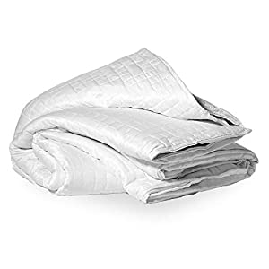 Gut Health Shop 417sSUtWcHL._SS300_ Gravity Cooling Blanket: The Weighted Blanket For Sleep | Premium Weighted Blanket With Removable Cover | Generation 2…