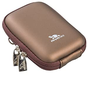 RivaCase 7022 PU Compact Case for Point and Shoot Digital Cameras