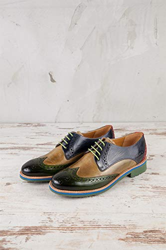 591 amp; Lace Green Hamilton 5 Uk up Mh15 Appartamenti Donne Melvin Green dR7IqAwI