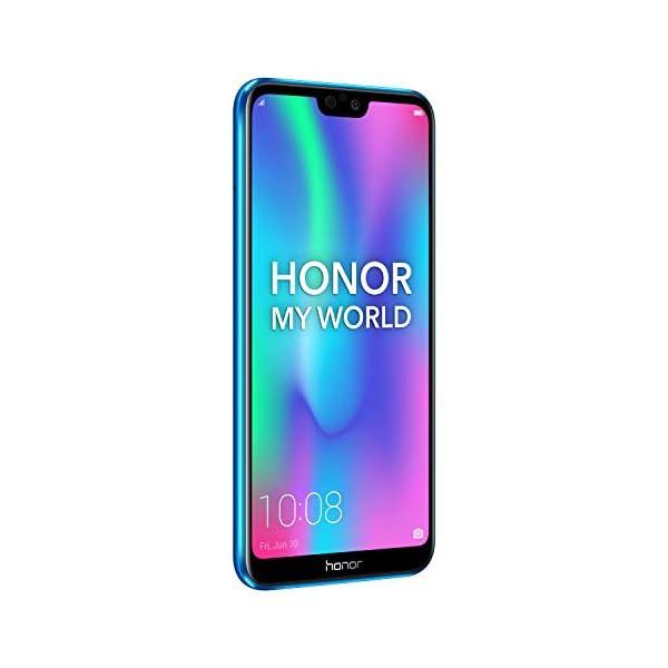 Honor 9N (Blue, 4GB RAM, 128GB Storage)