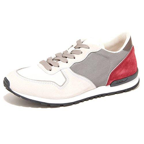 Precio Barato Precio Al Por Mayor 7833N sneakers uomo TOD'S bianco/grigio shoes man Grigio/Bianco Tienda De Espacio Libre En Línea Comprar Las Fechas De Publicación Aclaramiento mq2LT