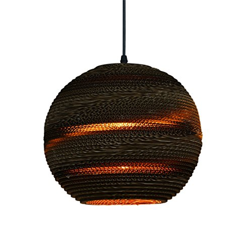 Japanese Paper Pendant Lights in US - 5