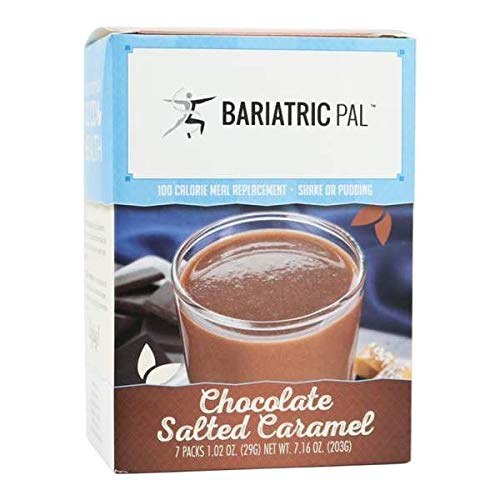 BariatricPal 15g Protein Shake or Pudding - Chocolate Salted Caramel by BariatricPal (Image #4)