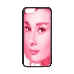 Generic Case Audrey Hepburn For iPhone 6 4.7 Inch 445C6T8298