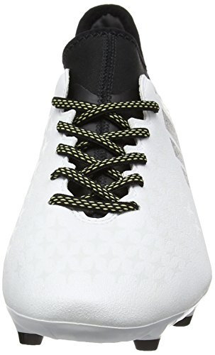 Gold de X Homme Entraînement Football Core White Ftwr 3 Black Metallic 16 Blanc adidas FG pXqOUU
