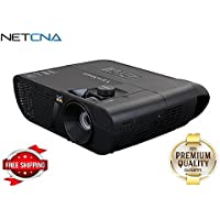 ViewSonic LightStream Pro7827HD DLP projector - 3D - By NETCNA