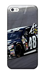High-quality Durability Case For Iphone 5/5s(jimmie Johnson)(3D PC Soft Case)