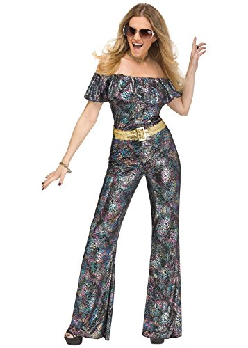Disco Dancer Women Costume -