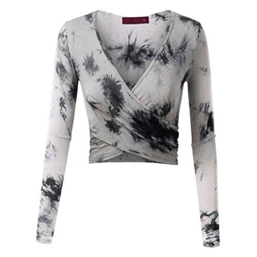 [S-XL] レディース Tシャツ 短いパラグラフ 長袖 トップス おしゃれ ゆったり カジュアル 人気 高品質 快適 薄手 ホット製品 通勤 通学
