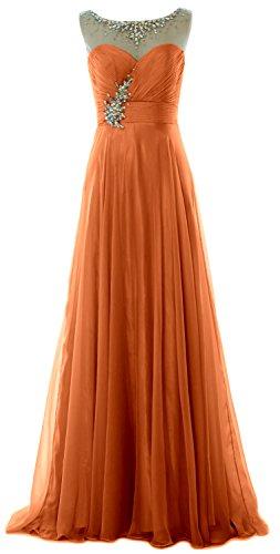 MACloth -  Vestito  - Donna rosso 40
