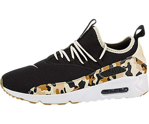 Nike Men's Air Max 90 EZ Black/Camo AO1745-005 (Size: 9.5)