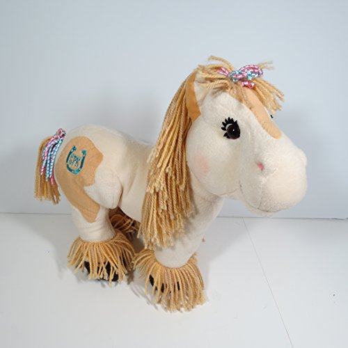 "12"" Cabbage Patch Buttercup Pony Horse Plush Year 2005 for sale  Delivered anywhere in USA"