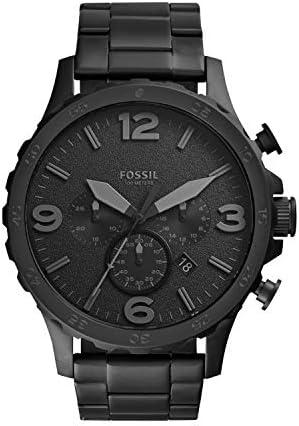 Men's Nate Stainless Steel Chronograph Quartz Watch