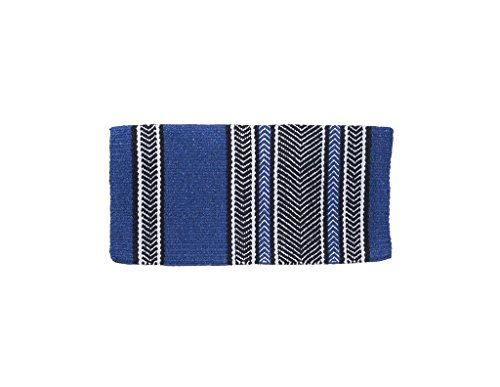 Tough-1 Shoshone Saddle Blanket Royal