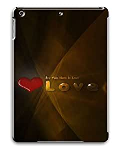 iPad Air Cases & Covers -Valentine's Day gifts love Custom PC Hard Case Cover for iPad Air