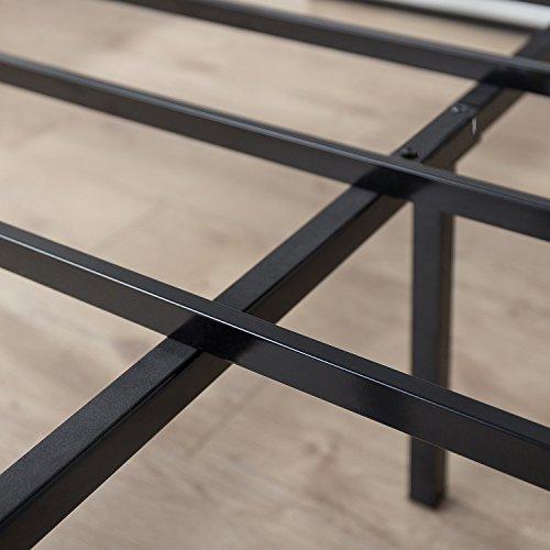 Zinus 14 Inch Platforma Bed Frame, Mattress Foundation, No Box Spring needed, Steel Slat Support, King by Zinus (Image #4)