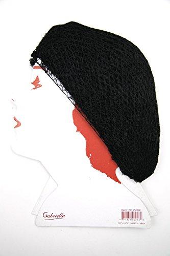Crispy High Quality 24 Piece Large Hair Net Selection (BL...