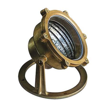 Underwater Light, 308, BS, Brass, Pond