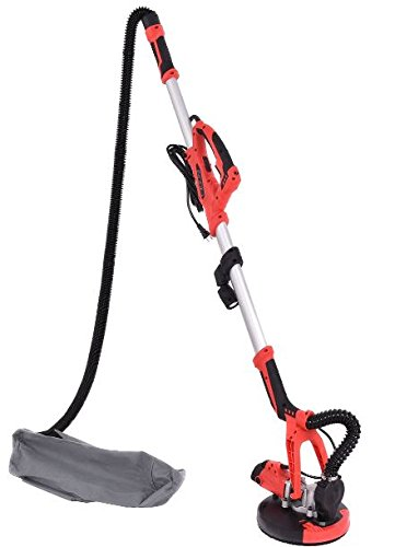 K&A Company Adjustable Electric Drywall Sander with Vacuum