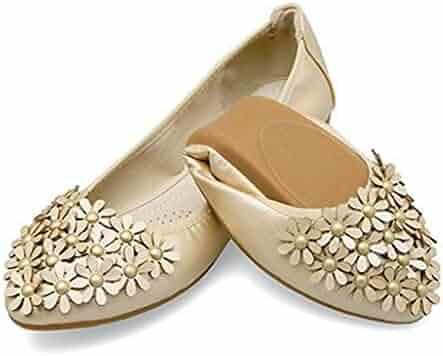 f87275a9aa685 Shopping 3 - Yellow - Flats - Shoes - Women - Clothing, Shoes ...