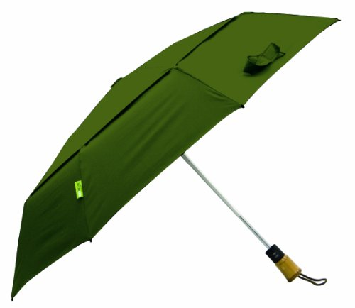 shedrain-ecoverse-automatic-open-and-close-compact-umbrellaroot-greenone-size