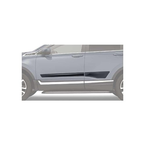 Genuine Honda Parts 08P05-TLA-1P0 Body Side Molding, 1 (Honda Crv Body Side Molding)