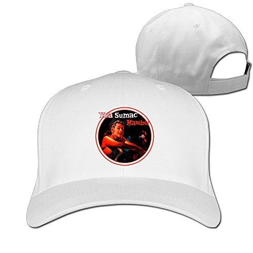yma-sumac-mambo-adjustable-graphic-print-baseball-caps-snapback