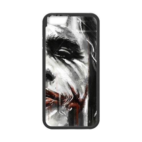 Batman Joker coque iPhone 6 4.7 Inch Housse téléphone Noir de couverture de cas coque EBDOBCKCO09040