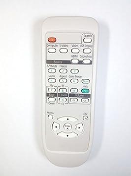 poramo Universal Proyector mando a distancia de repuesto para ...