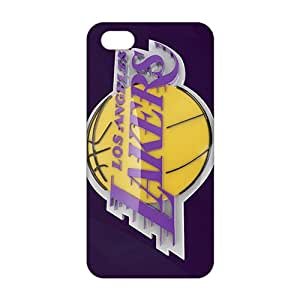 KJHI lakers 3D Phone Case for iPhone 5S