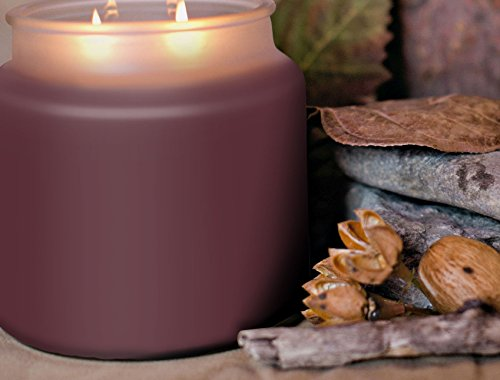 Strong Scented Candle Authentic Cranberry Spice 16oz Soy Candle